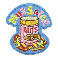 Nut Sales - Open Can Of Nuts