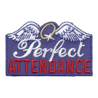 Perfect Attendance - Halo/Wing