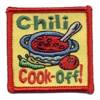Chili Cook-Off !(Pot Of Chili)