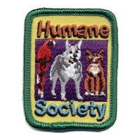 Humane Society Patch