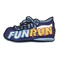 Fun Run - Blue Shoe