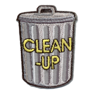 Clean-Up (Garbage Can)