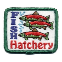 Fish Hatchery Patch