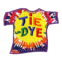 Tie-Dye (T-Shirt) Patch