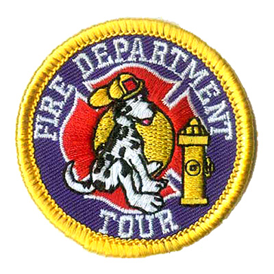 Fire Department Tour (Round)