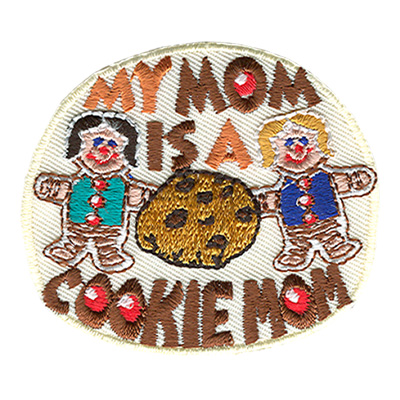 My Mom Is A Cookie Mom-Ginger
