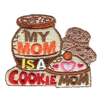 My Mom Is A Cookie Mom (Jar)