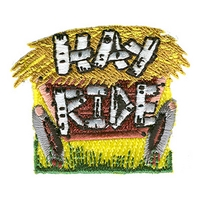Hay Ride (Grey Tires)