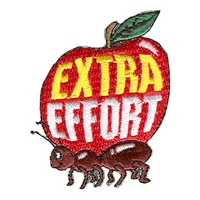 Extra Effort (Apple & Ant)