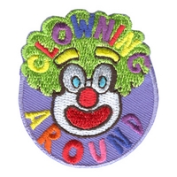 Clowning Around (Clown Face)