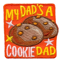 My Dad's A Cookie Dad-Cookies
