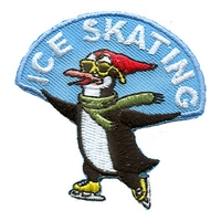 Ice Skating (Penguin)