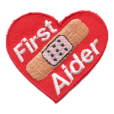 First Aider (Heart)