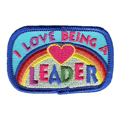 I Love Being A Leader