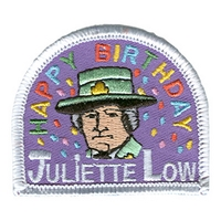 Happy Birthday Juliette Patch