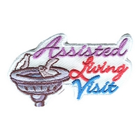 Assisted Living Visit Patch
