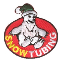 Snow Tubing (Polar Bear)