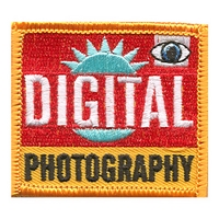 Digital Photography Patch