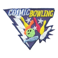 Cosmic Bowling (Triangle)