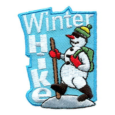 Winter Hike (Snowman)