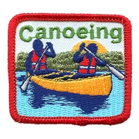 Canoeing (People In Canoe)