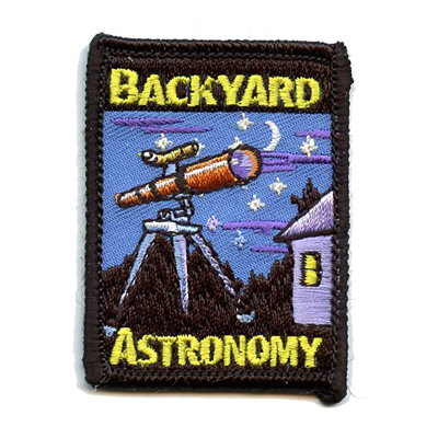 Backyard Astronomy