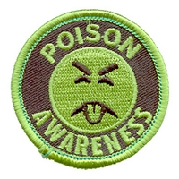 Poison Awareness Patch