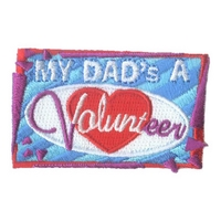 My Dad's A Volunteer