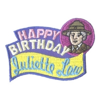Happy Birthday Juliette Low