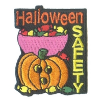 Halloween Safety Patch
