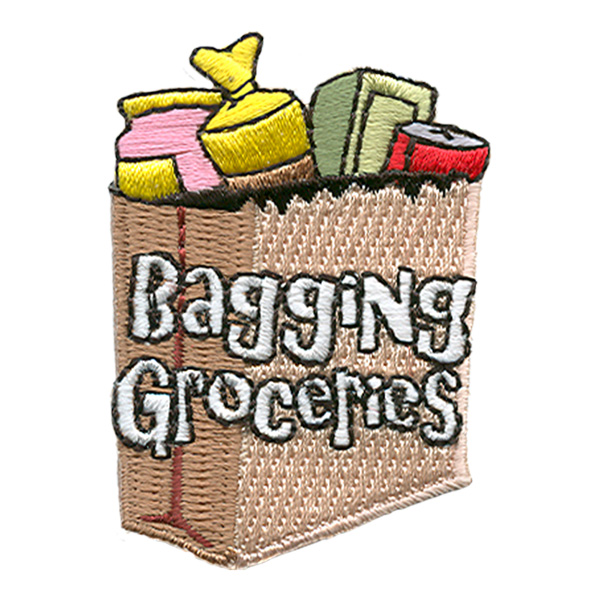 Bagging Groceries Patch