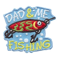 Dad & Me Fishing