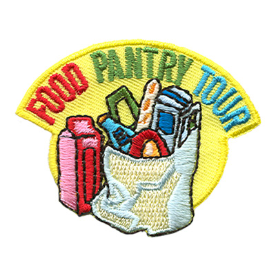 Food Pantry Tour