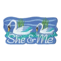 She & Me (Swans)