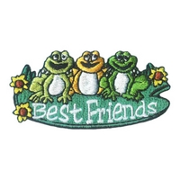 Best Friends (Frogs)