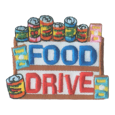 Food Drive (Shelf)