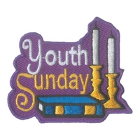 Youth Sunday (Candles & Bible)