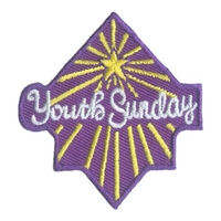 Youth Sunday (Sun With Rays)