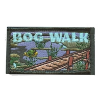 Bog Walk Patch