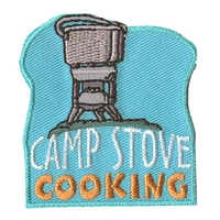 Camp Stove Cooking