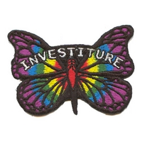 Investiture (Butterfly) Patch