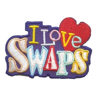 I Love Swaps Patch