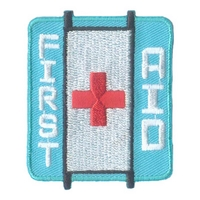First Aid (Stretcher) Patch