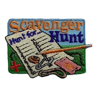 Scavenger Hunt (List)
