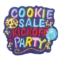 Cookie Sale Kickoff Party