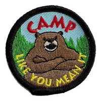 Camp Like You Mean It (Bear)