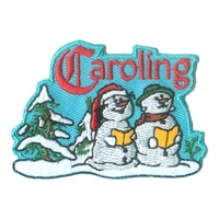 Caroling (Snow People)
