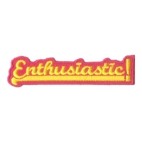 Enthusiastic!