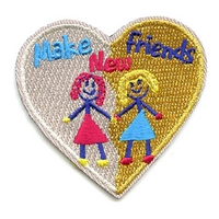 Make New Friends (Heart)