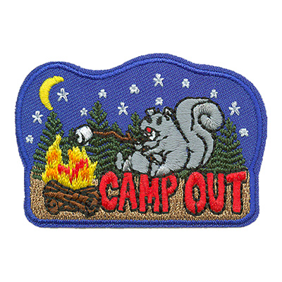 Camp Out (Squirrel)